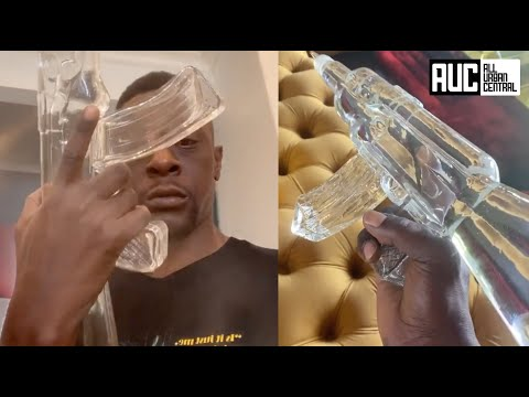 Boosie Calls Out Soulja Boy After Being First To Get A Choppa Draco Shot Glass