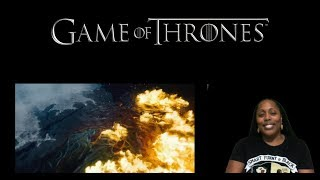Game of Thrones | Season 8 | Official Tease: Dragonstone |Reaction