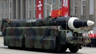 North Korea nuclear test site collapsed: report