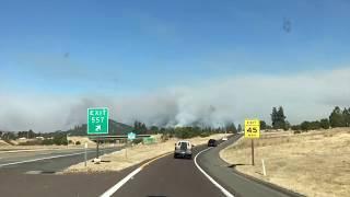 Fires Ravage Northern California
