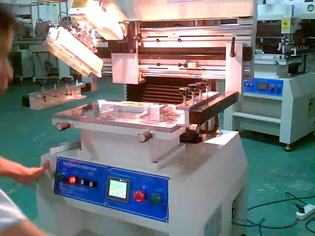 PCB Screen printer machine