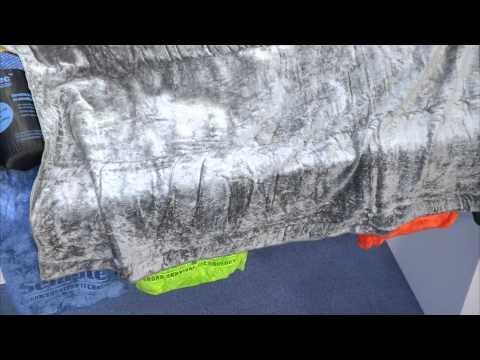 Semptec Mikrofaser-Badetuch, 2 versch. Oberflächen, 180 x 90 cm, rot