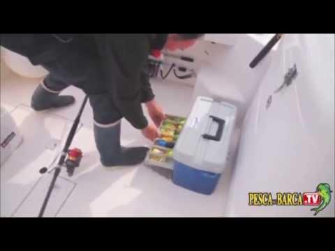Pesca di caccia di Yakutsk di video