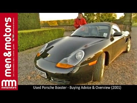 Used Porsche Boxster - Buying Advice & Overview (2001)