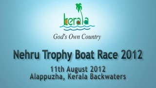 Nehru Trophy Boat Race 2012