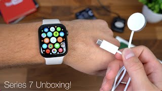 Apple Watch Series 7 Unboxing!