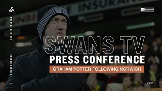 Press Conference Following Norwich