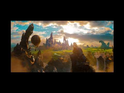 Oz, un mundo de fantasía: Un entretenimiento grande y poderoso