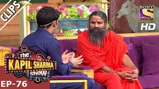 Baba Ramdevs Special Comment On Kapils Show – The Kapil Sharma Show  22nd Jan 2017