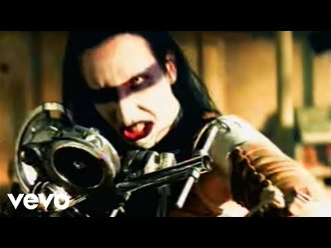 Marilyn Manson - The Beautiful People (Official Video)