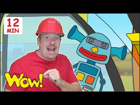 Kids Toys from Steve and Maggie   Free English Lesson with Wow English TV   Stories for Children