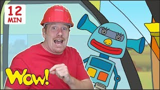 Kids Toys from Steve and Maggie | Free English Lesson with Wow English TV | Stories for Children - Video Youtube