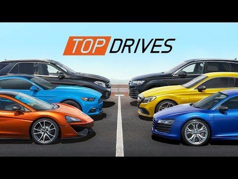 Vídeo do Top Drives