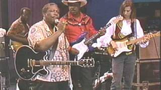 Heres part 1 of BB Buddy Guy Junior Wells Gregg Allman and