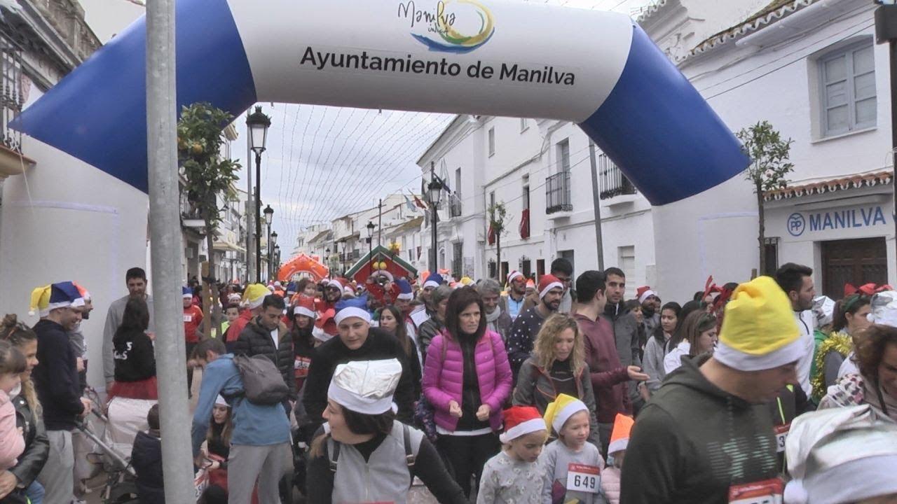 LA SAN SILVESTRE RECAUDA MÁS DE 1000 KILOS DE ALIMENTOS
