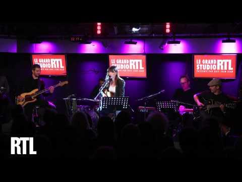 Carla Bruni - Mon Raymond en live dans Le Grand Studio RTL - RTL - RTL