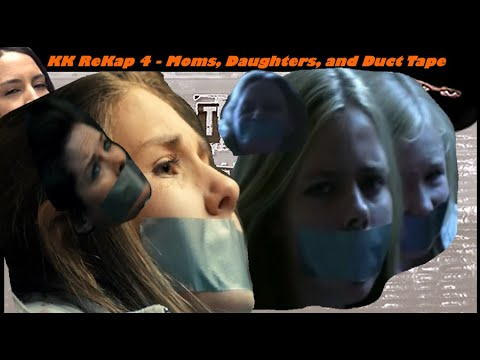KK ReKap 4 - Mother/Daughter Van Kidnapping and Home Invasion