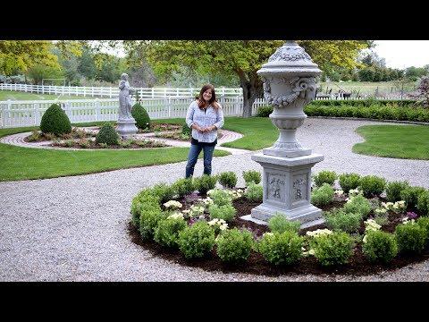 Planting Color in Our Versailles Garden! 🌸💚// Garden Answer