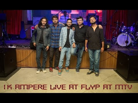 | 1K Ampere | Live at Flyp At MTV | Kamala Mills |