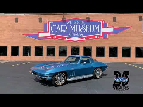 Video of '66 Corvette - QQFL