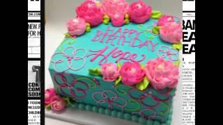 """CDK """"Happy Birthday """""""