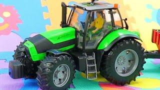 MegaTraktoren,Zugmaschinen,MegaMaschinen BaustellenAuto & LandMaschinenFahrzeuge,Bauernhof,Traktoren