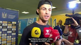 """Cristiano Ronaldo: """"I Don't Look for Records, They Look for Me"""""""
