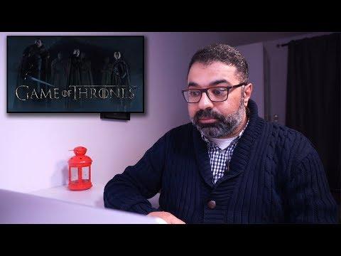 """شاهد مراجعة """"فيلم جامد"""" لشارة الموسم الثامن من Game of Thrones"""
