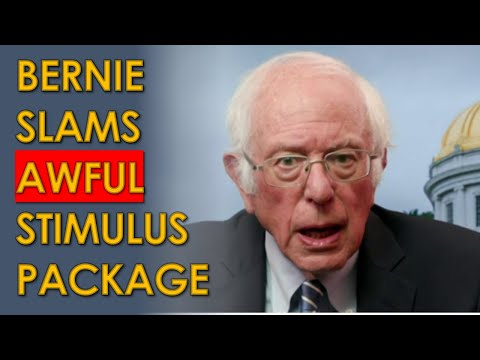 Bernie Sanders HAMMERS no Second Check Stimulus Deal and Corporate Liability Shield on MSNBC