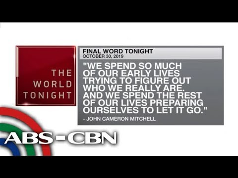 [ABS-CBN]  Final Word – October 30 2019 | ANC