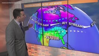 Ask Ryan: Where is winter? Why it's been so warm recently