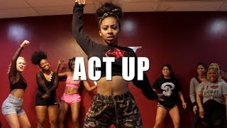 City Girls   Act Up Official Video Challenge @niapsspain