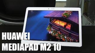 Werbung: Huawei Mediapad M2 10 im ausführlichen Hands-On | Allround-PC.com