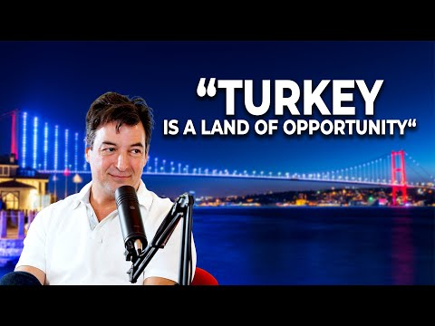 Why Matt Young, an American investor, chose Turkey