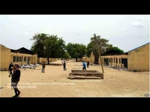 Boko Haram militants 'seize Nigerian town of Chibok'