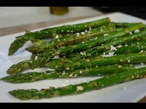 Video A Quick & Tasty Asparagus Recipe.