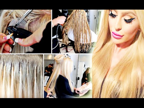 My New Hair Extensions! (What Kind, After Care & More)   Gigi