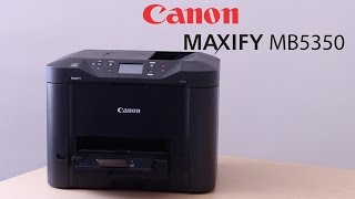 Canon MAXIFY MB5020 MFP X64 Driver Download