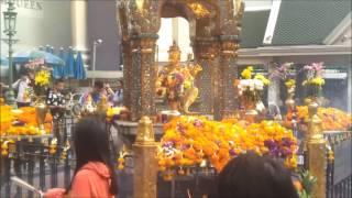 preview picture of video '你看巡演之旅泰 -30:神聖的四面佛在泰國曼谷舉行 (中國)'