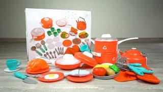 Набор посуды 6 предметов HIGHER+KITCHEN от компании Сундук - видео