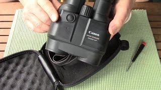 Canon image stabilised binoculars review cameras direct