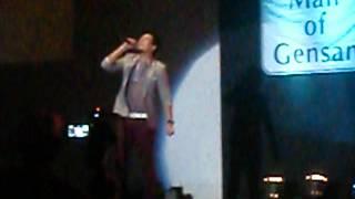 Christian Bautista - I'm Already King [ KCC Mall - GenSan ]