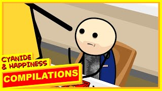 Cyanide & Happiness Compilation - #8