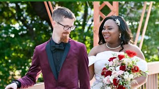 OUR WEDDING VIDEO| Cheers To Spears|Interracial Couple