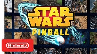 Star Wars™ Pinball - Announcement Trailer - Nintendo Switch