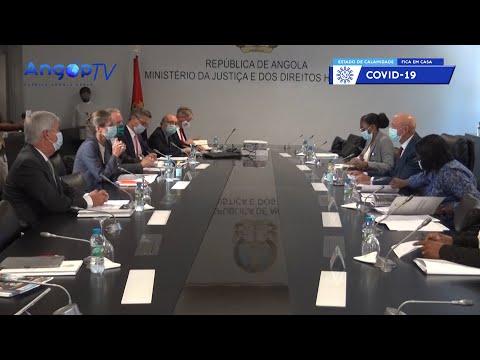 Angola e UE analisam direitos humanos