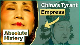 Wu Zetian | The Empress Who Ruled The World | Absolute History