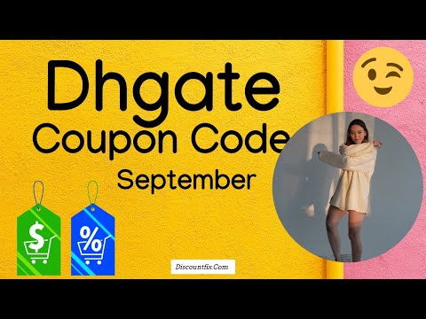 , title : 'Dhgate Coupon Code September 2021 - Dhgate Coupon Code 2021 Free Online Honest Video'