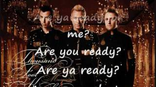 E Is For Extinction   Thousand Foot Krutch (Lyrics)