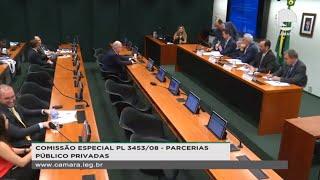 Parcerias Público-Privadas - PPPs, Concessões Públicas e Fundos de Investimento em Infraestrutura - None